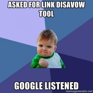Google Listened