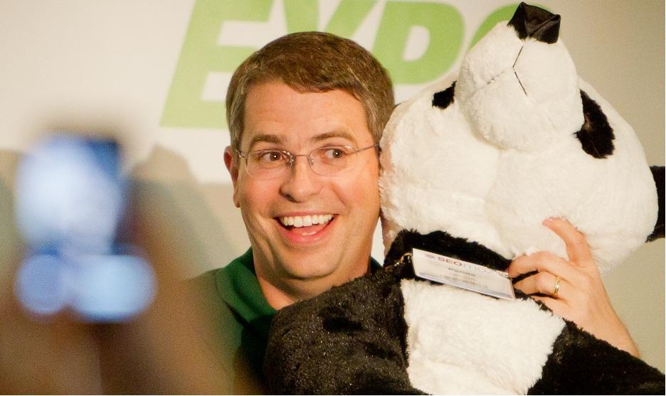 We Love The Penguin As Much As He Does. source: Matt Cutt's blog