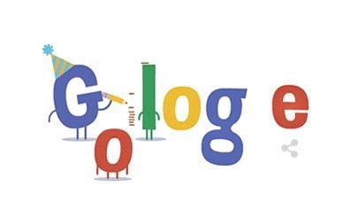 Google Doodle- Search Eccentric