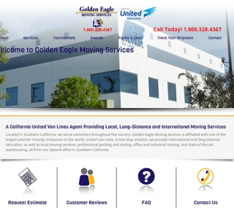 Golden Eagle Moving Services