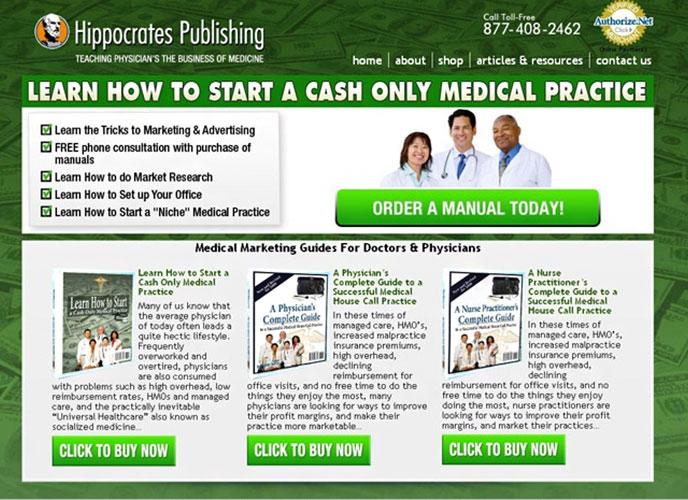 Hippocrates Publishing